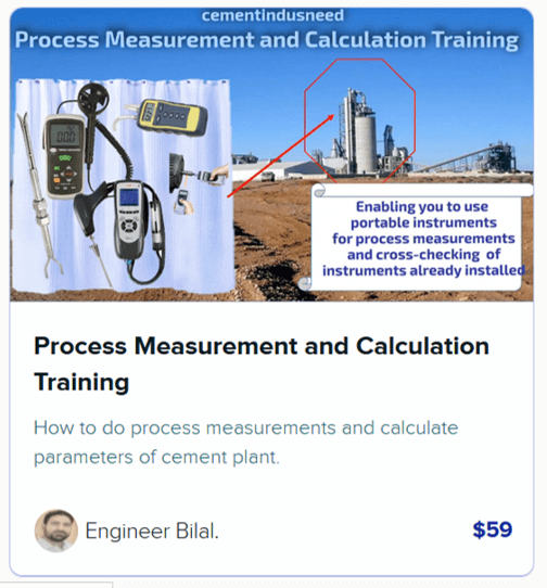 Process Measurement and Calculation Training