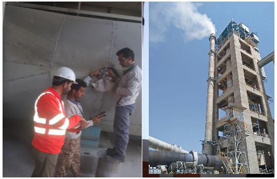 Process audit of cement plant